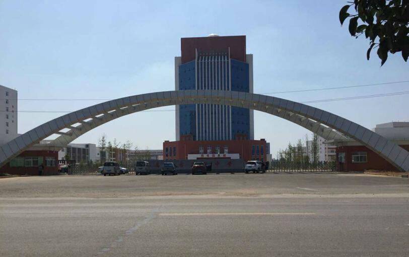 禹州市高级中学铝单板工程