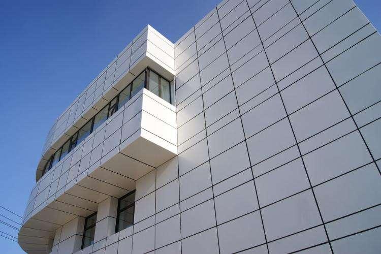 室外铝单板幕墙
