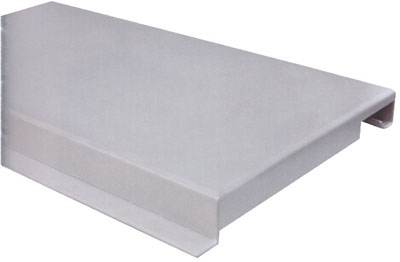 2.5mm勾搭式铝单板