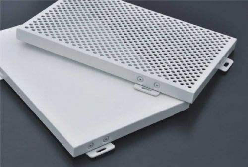 氟碳喷涂铝单板