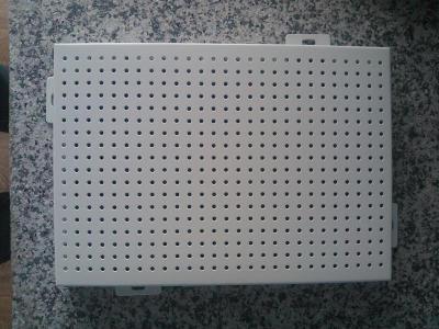 异形穿孔铝单板