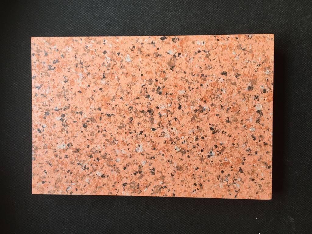 仿石材真石漆铝单板