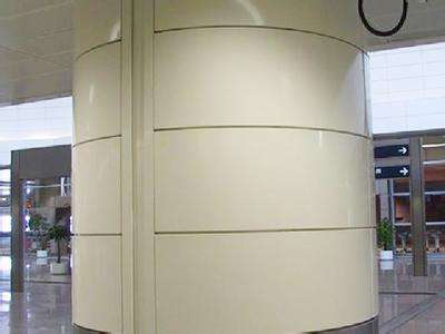 铝单板包梁包柱