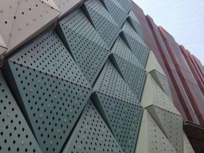 2017年河南铝单板厂家势必将更重视产品设计和质量